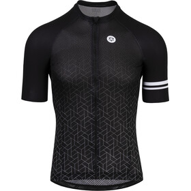 AGU High Short Sleeve Summer Jersey Men black